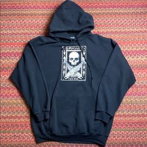 SPAWN TIL YOU DIE FISHING HOODIE